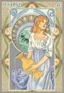 Mucha Aquarius