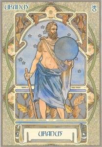 Mucha Uranus