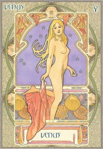Mucha Venus