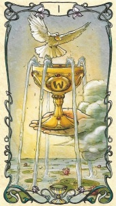 1 of Cups
